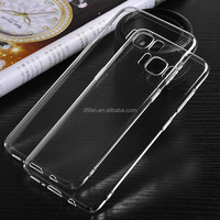 DFIFAN 2017 trending case for samsung s8,hard PC crystal clear Case for Galaxy S8, new novel case for samsung cell phones s8