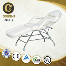 adjustable tattoo chair / hydraulic massage facial bed for sale