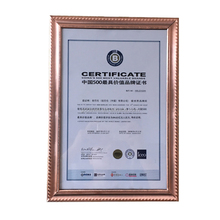 High quality Wholesale A4 certificate frames