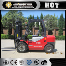 3ton diesel forklift yto cpcd30 hot sale in cameroun