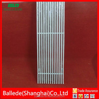 Aluminum Linear Bar Grille for side wall and floors