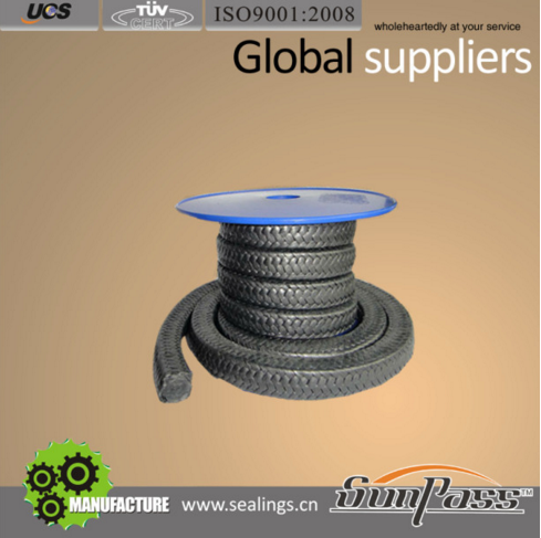 Compression Seals Split & Solid Oil Seals Grafitli Emeflon Salmastra Graphite And PTFE Packing