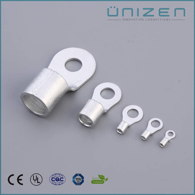 UNIZEN RNB1.25-3 screw naked ring 1.5mm2 cable connector terminal