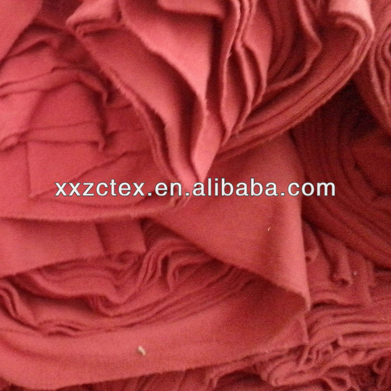Flame resistant knitted fabric