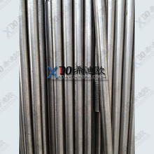 Nickel alloy Inconel601/2.4851 trapezoidal threaded rod new goods