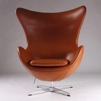 Ch135 Arne Jacobsen Egg Chair In Livingroom Buy Arne