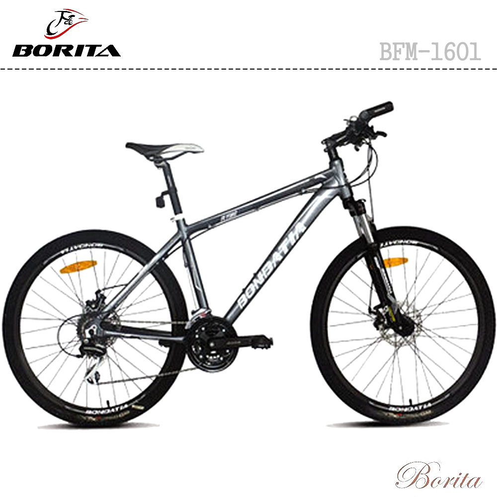 Hot Sale BFM-1601 China Aluminum Mountain Bike Frame 26 inch Mountain Bicycle