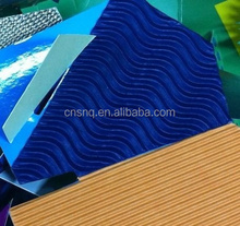 ECO-friendly shinning Corrugated Paper E, F, B Wave
