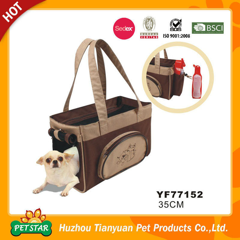 Oxford Pet Carrier Open Top