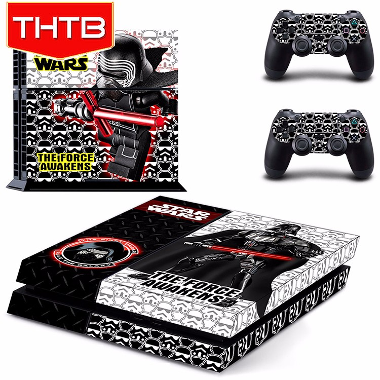 Skin for ps4 console vinyl decal for Playstation4 sticker
