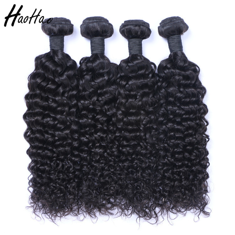 Cheap Wholesale Deep Wave Black Star Micro Braid Weft Human Hair Extensions