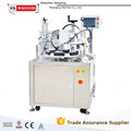 Semi automatic 5 in 1 tube filling and sealing machine