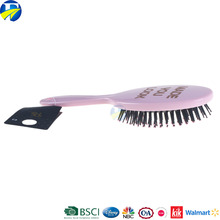FJ brand factory fashion wholesale decorative hair brush ordinary personalize hair brush for kids