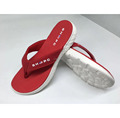 2018 most popular injection slippers with sport sole