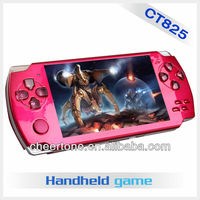4.3'' PAP multimedia flash game console with 1.3 megal camera