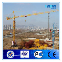 8T Traveling Tower Crane for Sale