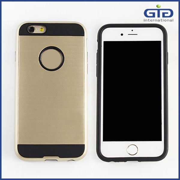 [GGIT] OEM Hybrid Rock Case For iPhone 6 With High Quality