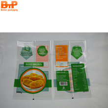 1kg food vacuum plastic bag for fried chicken packaging