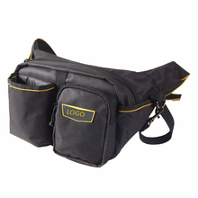 600D Polyester convenient tool waist bag for motorcycle