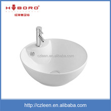 Leen bathroom white ceramic cheap hand wash basin price in india