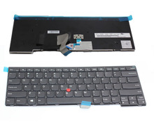 Laptop Internal Keyboard for IBM Lenovo Thinkpad T440 T450 US Layout