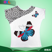 fashion design kid's clothes low price blank baby clothes