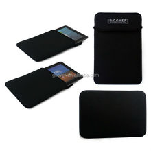 neoprene pouch for ipad for tablet case