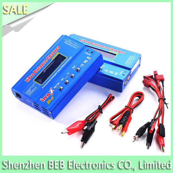 IMAX B6 AC Lipo Battery Balance Charger/Discharger LiIon/LiPo/LiFe 1-6 Cells NiCd/MH