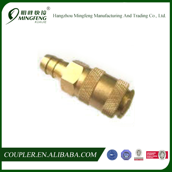 High quality cheap quick connect compression fitting for pe pipe