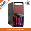 China factory direct computer parts full tower pc case with sgcc front panel