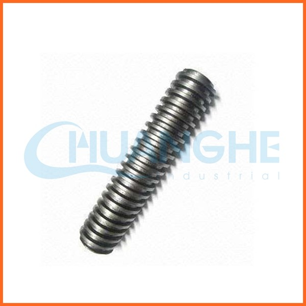 Chuanghe supplier 200mm m6 4.8 galvanized metric threaded rod