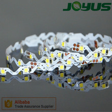 12v 60leds smd 2835 6mm wide small s shaped ultra thin led light