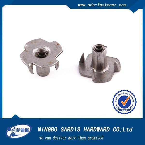 China supplier Top Quality T nut Din 1624 furniture nuts made in china