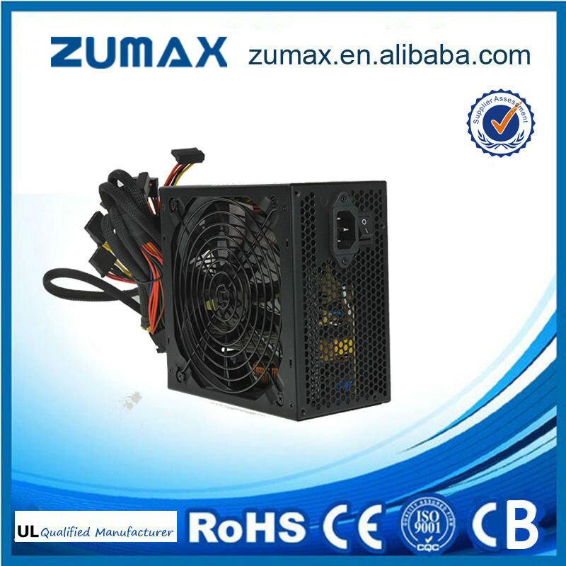 computer case micro atx 600W computer power supply 230v