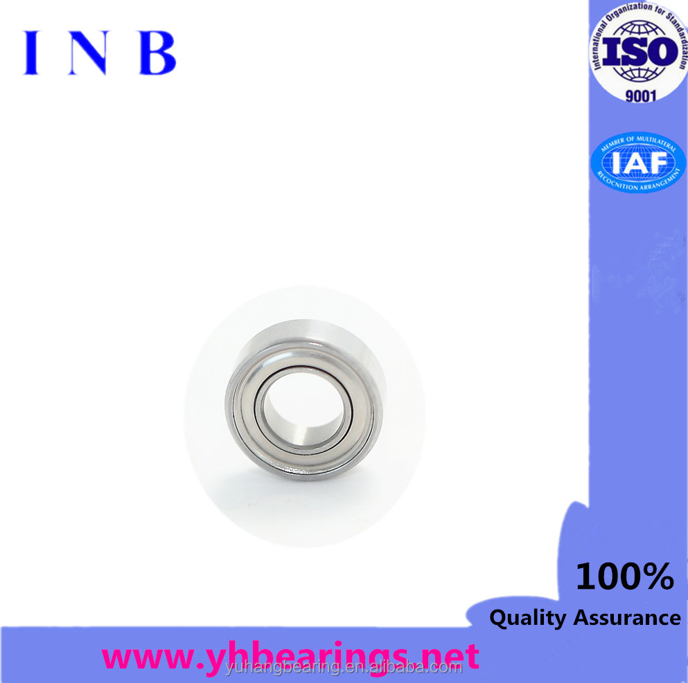 Dental parts bearing stainless steel ceramic ball MR126 china supplier