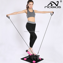 Body Strong Fitness Equipment Stepper With Sit-down Mini Stepper