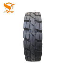 China factory direct sale solid rubber truck airless tires for sale