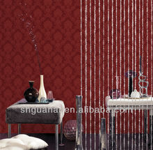 2013 new design Project/PVC/vinyl wallpaper/pvc texture wallpaper