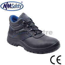 NMSAFETY action leather safety shoes