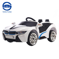 Cheap Electric Car With 2.4G Remote Control.USB/TF Card Socket.Four Wheel Suspension Ride On Car
