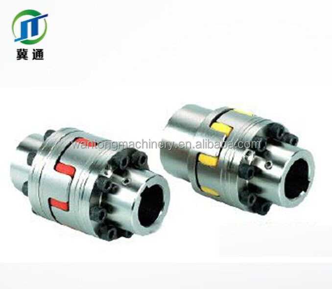 Flexible Plum Coupling Shaft Coupler