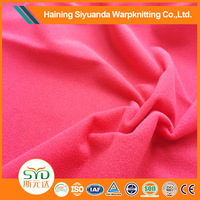 Most popular supply type polyurethane laminate polyester fabric garment use polyester fabric