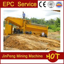 Professional Separation Gold Mining Machine KD 100 / Panning Car/ Panning Machine for Afric