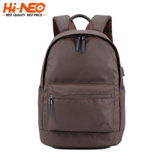 2017 New Design Anti-thief USB charging laptop Computer backpack for women male Backbag school Bag