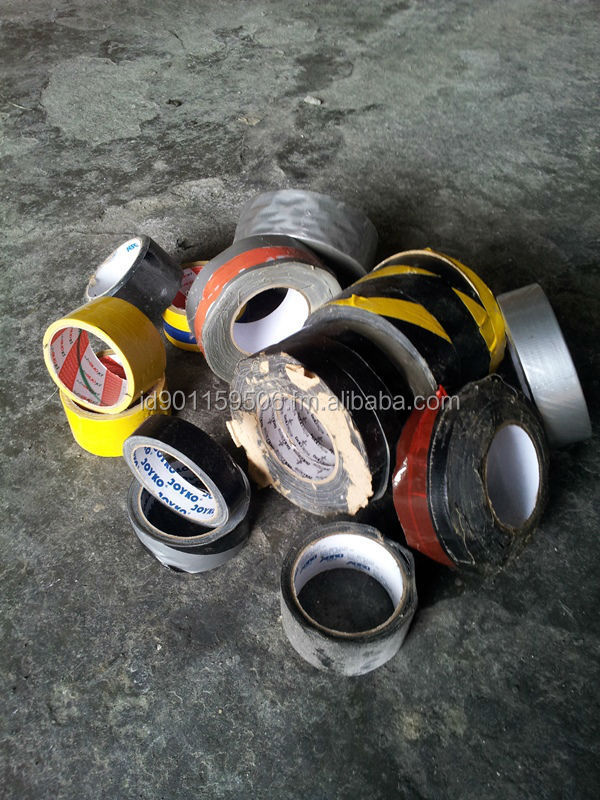 Old stock cloth tapes