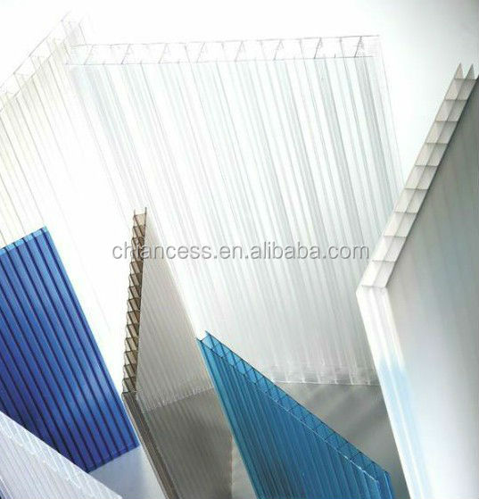 Greenhouse Roofing Sheets : Withe uv layer greenhouse roofs with plastic polycarbonate