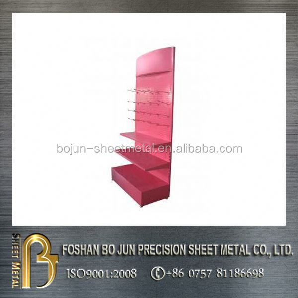 China factory price metal display racks for small jewellery necklace