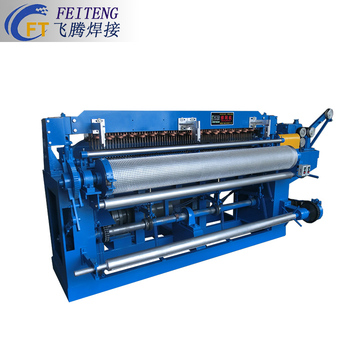 Light welded wire mesh machine(in roll)-huanghua feiteng