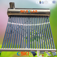 vacuum glass tubes solar water heater price in india