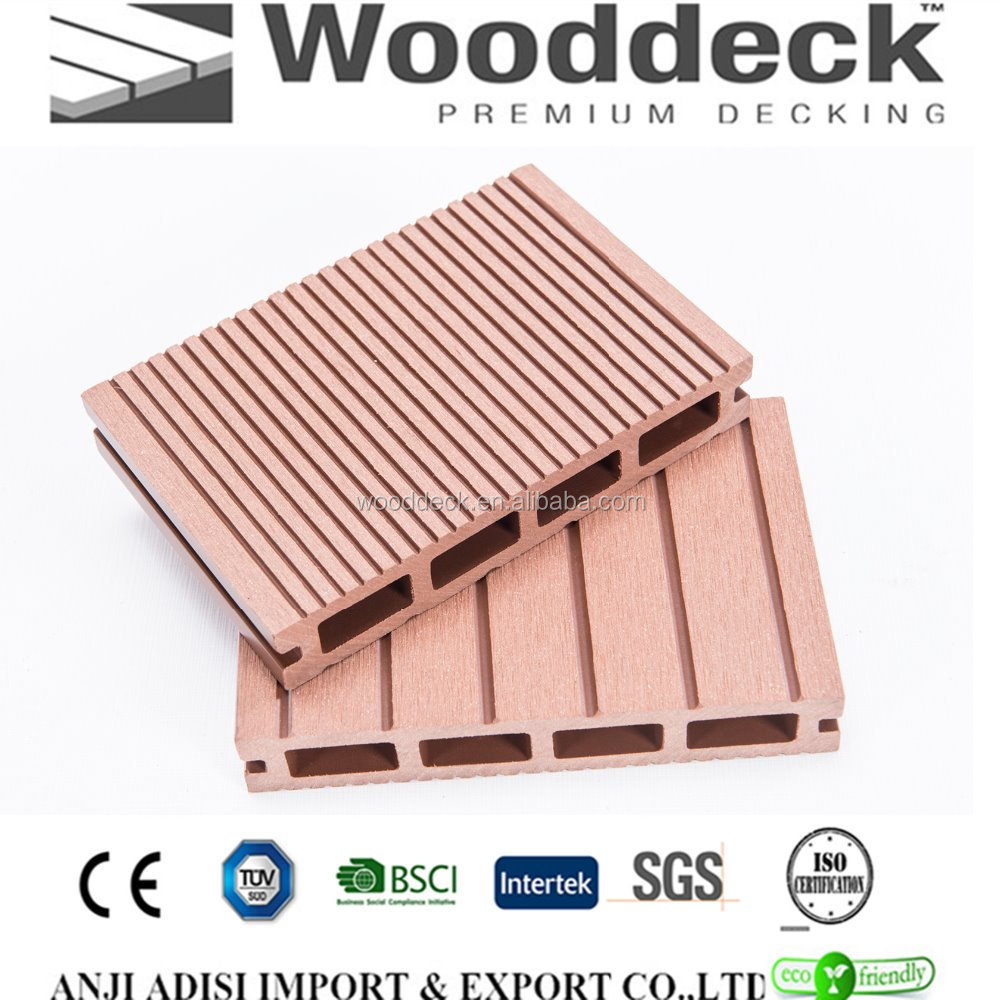 2018 New Develop WPC Decking